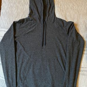 Outdoor Voices All Day Hoodie Medium Charcoal